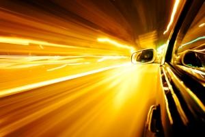 Was tun, wenn Sie aus einem fahrendem Auto geblitzt werden?
