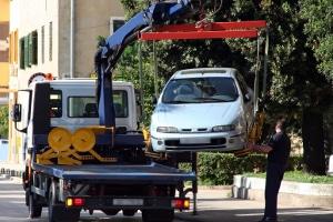 Wann darf das Ordnungsamt ein Auto ohne Kennzeichen/Zulassung abschleppen?