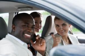 Erfolgreich die Prüfung für die Auto-Klasse bestanden? Nun folgt eine 2-jährige Probezeit.