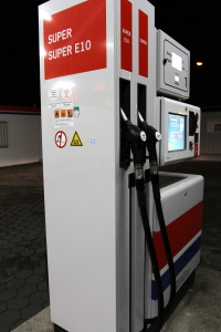 Benzinverbrauch: Das Gewicht zu senken, kann beim Sparen helfen.