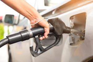 Für den Benzinverbrauch kann das Gewicht des Fahrzeugs eine Rolle spielen.