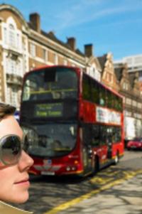 Der Busführerschein D ist für das Fahren von großen Bussen notwendig.