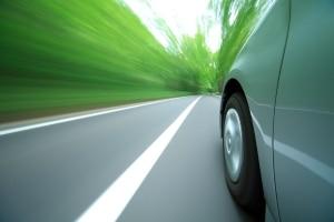 Droht eine Strafe oder Busse, wenn Sie eine Sicherheitslinie überfahren?
