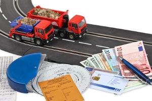 Welches Bußgeld droht für eine Fahrzeitüberschreitung und gibt es Nebenfolgen?