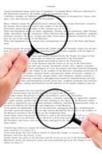 Beim Bußgeldbescheid-Prüfen kommt es auf Details an: Steht etwa im Strafzettel ein falsches Kennzeichen?