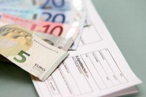 Wieso habe ich einen Bußgeldbescheid trotz Zahlung vom Verwarnungsgeld erhalten?