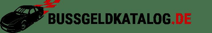 Logo Bußgeldkatalog