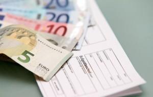 Bußgeldstelle Bayern verschickt Bußgeldbescheid