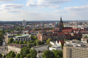 Die Bußgeldstelle in Hannover (Niedersachsen) ist für Verstöße im ruhenden und fließenden Verkehr zuständig.