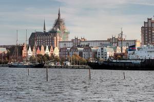 Die Bußgeldstelle in Rostock befindet sich am Charles-Darwin-Ring.