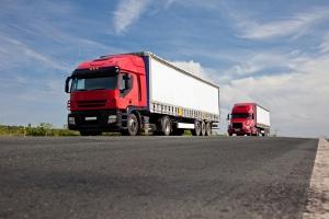 Die Bußgeldtabelle sieht für Lkw-Fahrer hohe Sanktionen vor.