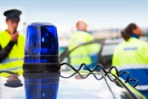 Digitale Tachographen können während der Verkehrskontrolle ausgelesen werden.