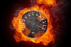 Begründen Sie Ihren Einspruch: Wurde die Geschwindigkeitsüberschreitung vielleicht falsch bemessen?