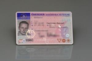 Der EU-Führerschein wird in Deutschland seit 1999 ausgestellt.