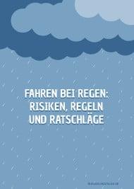Fahren bei Regen Vorschau