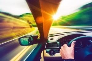Führerschein-Probezeit: Im Ausland zu fahren, ist erlaubt.