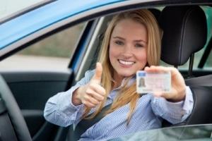 Denken Sie daran, Ihren Führerschein rechtzeitig umschreiben zu lassen.