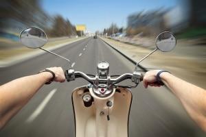Führerscheinfrei: Fahrzeuge wie Mofas gelten als fahrerlaubnisfrei.