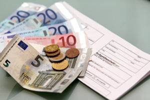 Die Gebühren im Bußgeldverfahren werden auf dem Bußgeldbescheid vermerkt.
