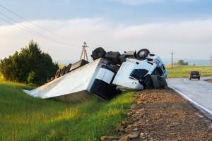 Beim Gefahrguttransport gelten beim Unfall besondere Vorschriften.