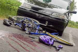 Es gibt ein hohes Unfallrisiko für Geisterfahrer auf dem Fahrrad.