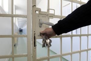 Eine Geldstrafe kann man im Gefängnis absitzen.