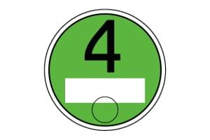 Welche Fahrzeuge erhalten die grüne Umweltplakette und dürfen in Umweltzonen fahren?