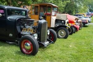 """Das """"H"""" im Kennzeichen steht für historische Fahrzeuge."""