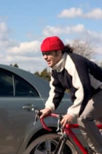 Eine Helmpflicht fürs Fahrrad gibt es in Deutschland nicht.