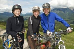 Helmpflicht fürs Fahrrad: In Österreich gilt sie!