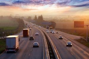 Höchstgeschwindigkeit in England: Auf der Autobahn schreibt der Gesetzgeber 70 mph vor.