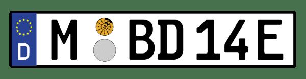 Hybrid: Plug-in-Autos können ein E-Kennzeichen bekommen.