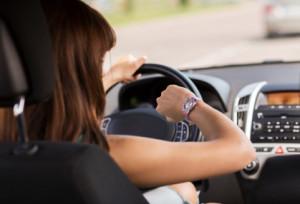 In der Probezeit zu schnell fahren, ist riskant