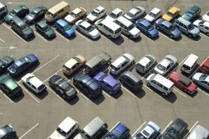 Nutzen Sie auf einem Privatparkplatz keine Parkscheibe, wird die Strafe vom Betreiber festgelegt.