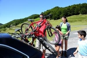 Wann brauchen Sie ein Kennzeichen für den Fahrradträger?