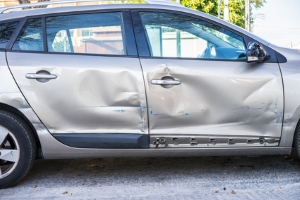 Leasing: Ein Unfall kann zur Wertminderung führen.