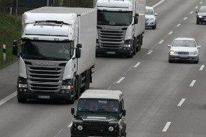 Für LKW gibt es besondere Regelungen.