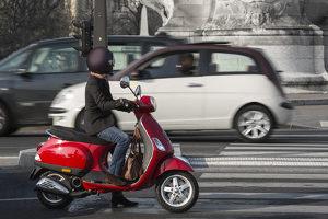 Den Mofa-Führerschein können schon 15-Jährige erwerben.