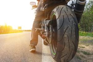 Motorrad: 125er-Krafträder dürfen nicht von jedem gefahren werden.