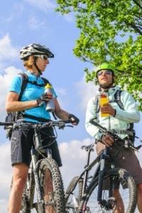 Ist Ihr Mountainbike nicht verkehrstauglich, kann ein Bußgeld drohen.