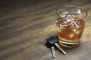 Alkohl am Steuer fürht zur MPU