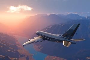 Ökologisches Reisen ist heutzutage mit einem Flugzeug eigentlich nicht möglich.