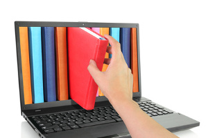 Bei der Online-Theorieprüfung wird ein zufälliger Fragebogen ausgewählt.