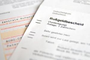 Einspruch nach einer Ordnungswidrigkeit: Ein Widerspruch ist nur bei einem Bußgeldbescheid möglich.