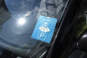 Ist der Parkautomat defekt, kann zur Parkscheibe gegriffen werden