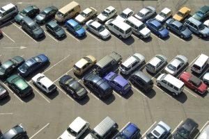 Das Parken im absoluten Halteverbot ist nicht erlaubt.