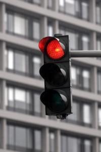Ein Rotlichtverstoß wird in der Probezeit als A-Verstoß gewertet.