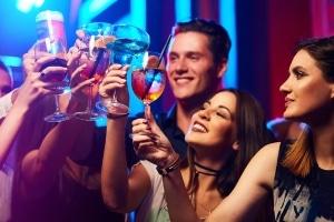 Zu beachtende Promillegrenze: Unter 21 Jahren ist Alkohol am Steuer tabu.