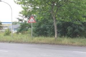 Wo liegt der Unterschied zwischen den Radfahrstreifen und Schutzstreifen?