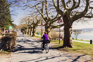 Radwege dürfen generell nur von Radfahrern benutzt werden.